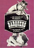 Barquero - French Movie Cover (xs thumbnail)