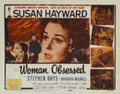 Woman Obsessed - Movie Poster (xs thumbnail)