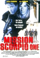 Scorpio One - French DVD movie cover (xs thumbnail)