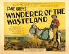 Wanderer of the Wasteland - Movie Poster (xs thumbnail)