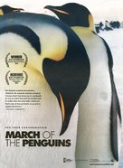 March Of The Penguins - poster (xs thumbnail)