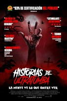 Ghost Stories - Chilean Movie Poster (xs thumbnail)