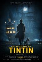 The Adventures of Tintin: The Secret of the Unicorn - Movie Poster (xs thumbnail)