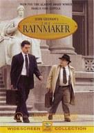 The Rainmaker - Australian DVD cover (xs thumbnail)