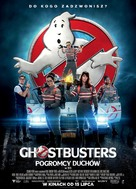 Ghostbusters - Polish Movie Poster (xs thumbnail)