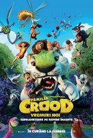 The Croods: A New Age - Romanian Movie Poster (xs thumbnail)