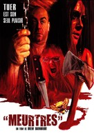 Murder Loves Killers Too - French Movie Poster (xs thumbnail)