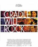 Cradle Will Rock - Movie Poster (xs thumbnail)
