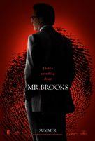 Mr. Brooks - Movie Poster (xs thumbnail)