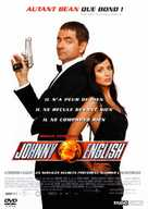 Johnny English - French DVD cover (xs thumbnail)