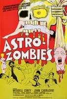 The Astro-Zombies - Movie Poster (xs thumbnail)