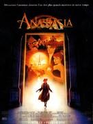 Anastasia - French Movie Poster (xs thumbnail)