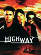 Highway - DVD cover (xs thumbnail)