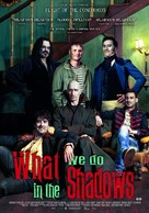 What We Do in the Shadows - Dutch Movie Poster (xs thumbnail)