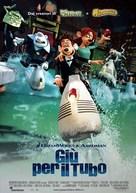 Flushed Away - Italian Movie Poster (xs thumbnail)