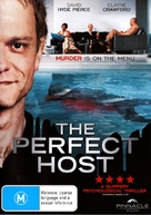 The Perfect Host - Australian DVD cover (xs thumbnail)