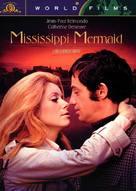 La sirène du Mississipi - DVD cover (xs thumbnail)