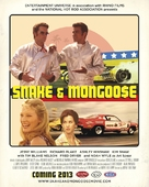 Snake and Mongoose - Movie Poster (xs thumbnail)