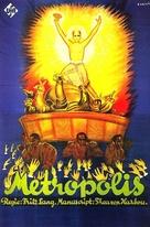 Metropolis - Austrian Movie Poster (xs thumbnail)