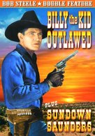 Billy the Kid Outlawed - DVD cover (xs thumbnail)