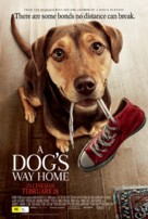 A Dog's Way Home - Australian Movie Poster (xs thumbnail)