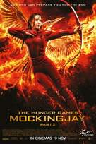 The Hunger Games: Mockingjay - Part 2 - Malaysian Movie Poster (xs thumbnail)