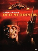 Red Scorpion - Movie Cover (xs thumbnail)