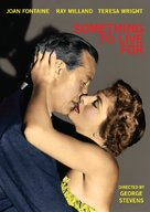 Something to Live For - DVD cover (xs thumbnail)