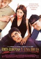 Saving Silverman - Spanish Movie Poster (xs thumbnail)