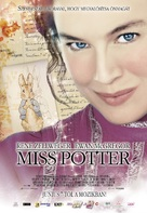 Miss Potter - Hungarian Movie Poster (xs thumbnail)