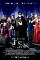 Dark Shadows - Malaysian Movie Poster (xs thumbnail)