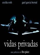 Vidas Privadas - Spanish Movie Poster (xs thumbnail)