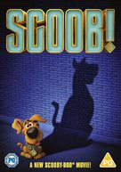 Scoob - British DVD movie cover (xs thumbnail)