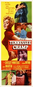 Tennessee Champ - Theatrical poster (xs thumbnail)