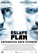 Escape Plan - German Movie Poster (xs thumbnail)