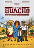 Huacho - German Movie Poster (xs thumbnail)