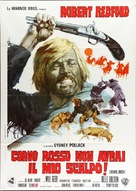 Jeremiah Johnson - Italian Movie Poster (xs thumbnail)