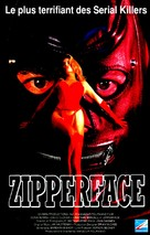 Zipperface - French VHS cover (xs thumbnail)