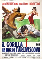 The Deadly Decoy - Italian Movie Poster (xs thumbnail)