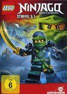 """Ninjago: Masters of Spinjitzu"" - German DVD movie cover (xs thumbnail)"
