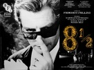 8½ - British Re-release movie poster (xs thumbnail)