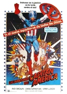 Captain America II: Death Too Soon - Argentinian Movie Poster (xs thumbnail)