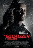 The Equalizer - Italian Movie Poster (xs thumbnail)