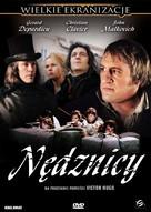 """""""Les misèrables"""" - Polish Movie Cover (xs thumbnail)"""
