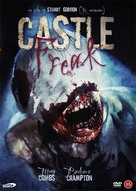 Castle Freak - Dutch DVD cover (xs thumbnail)
