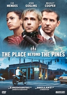 The Place Beyond the Pines - Swiss DVD cover (xs thumbnail)