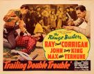 Trailing Double Trouble - Movie Poster (xs thumbnail)