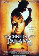 The Tailor of Panama - German Movie Poster (xs thumbnail)