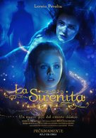 The Little Mermaid - Mexican Movie Poster (xs thumbnail)