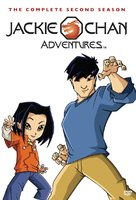 """""""Jackie Chan Adventures"""" - DVD movie cover (xs thumbnail)"""